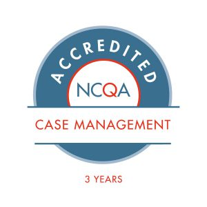Case Management Accreditation Seal 3 Years