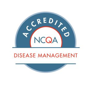 Disease Management Accreditation Seal