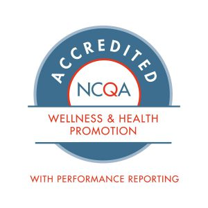 Wellness & Health Promotion Accreditation Seal